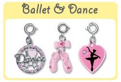 Ballet & Dance Charms