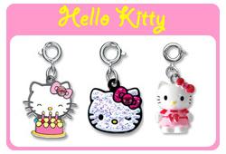 Hello Kitty Charms