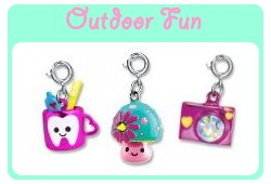 Outdoor Fun & Favorite Charms