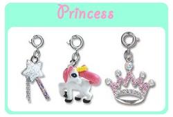 Princess Fairy Tale Charms