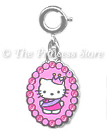Princess Hello Kitty Charm