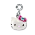 Charm It! Hello Kitty Heart Bow Charm