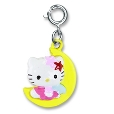 Charm It! Hello Kitty Moon Angel Charm